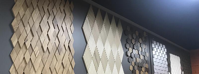 3D фрезеровка панелей