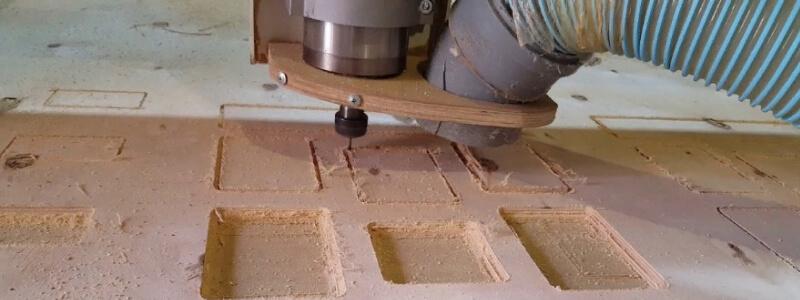 Фрезерный раскрой листовых материалов